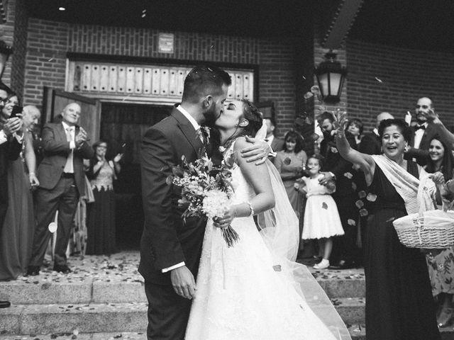 La boda de Roberto y Rocío en Madrid, Madrid 89