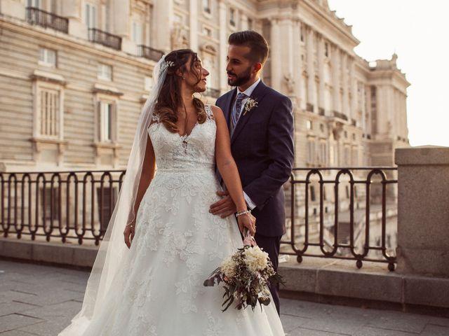 La boda de Roberto y Rocío en Madrid, Madrid 90