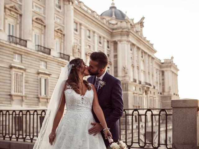 La boda de Rocío y Roberto
