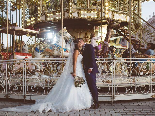 La boda de Roberto y Rocío en Madrid, Madrid 91