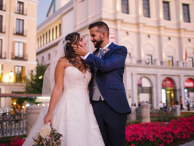 La boda de Roberto y Rocío en Madrid, Madrid 2