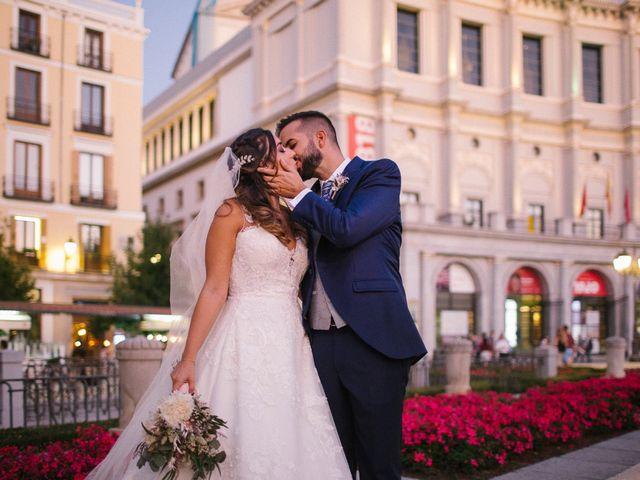 La boda de Roberto y Rocío en Madrid, Madrid 93