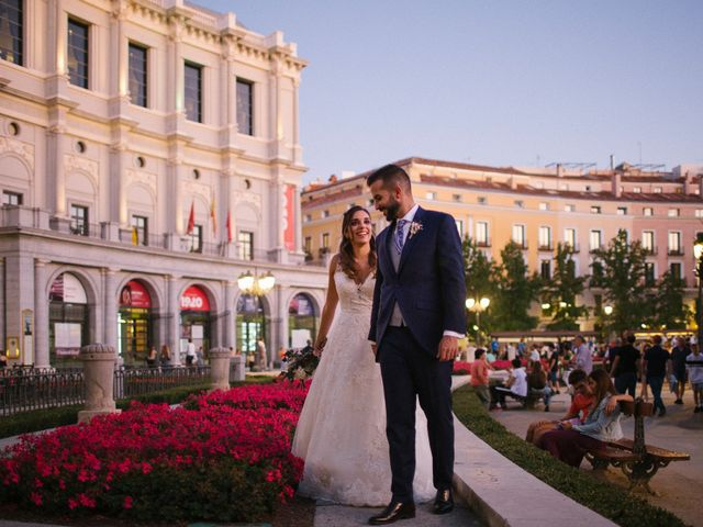La boda de Roberto y Rocío en Madrid, Madrid 94