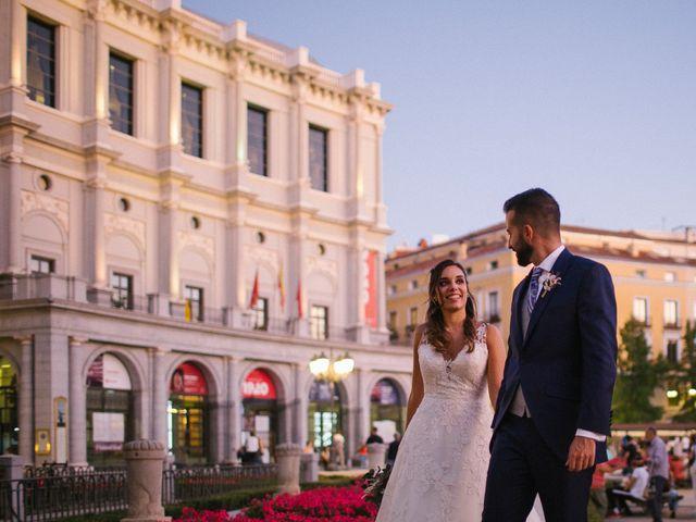 La boda de Roberto y Rocío en Madrid, Madrid 95