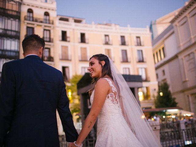 La boda de Roberto y Rocío en Madrid, Madrid 96