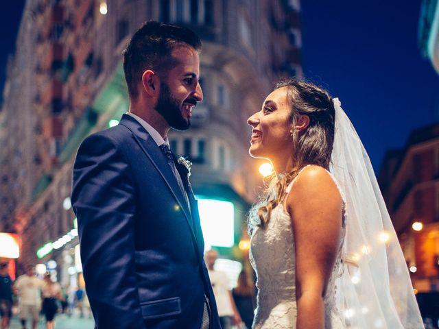 La boda de Roberto y Rocío en Madrid, Madrid 100
