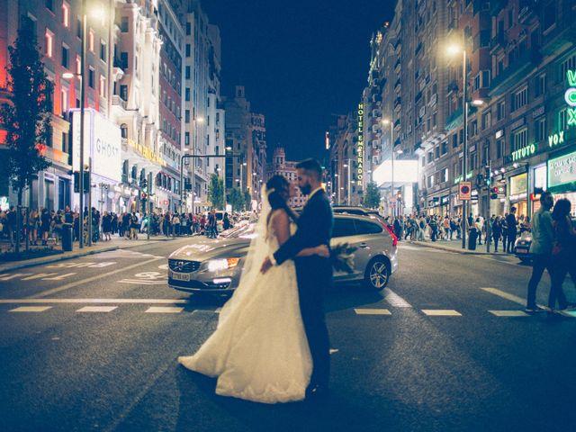 La boda de Roberto y Rocío en Madrid, Madrid 102