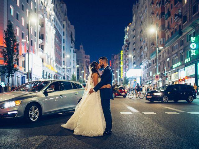 La boda de Roberto y Rocío en Madrid, Madrid 103