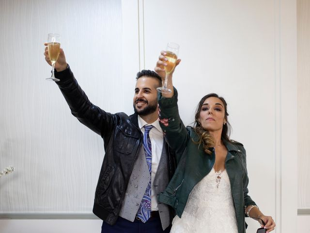 La boda de Roberto y Rocío en Madrid, Madrid 141