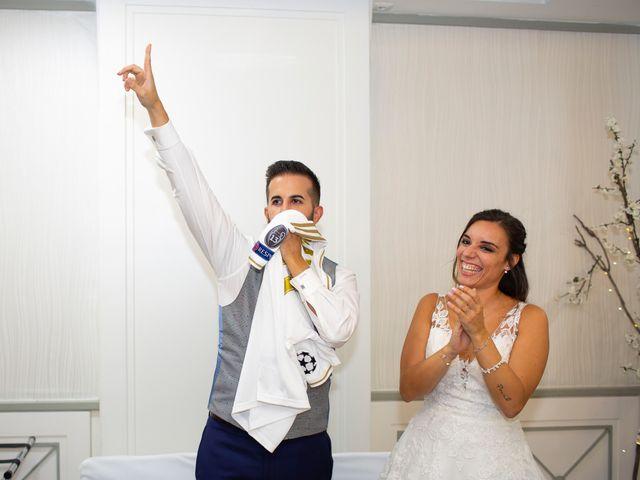 La boda de Roberto y Rocío en Madrid, Madrid 149