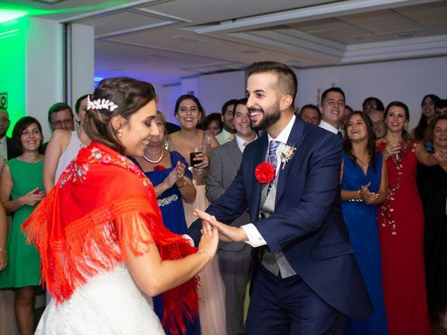 La boda de Roberto y Rocío en Madrid, Madrid 158