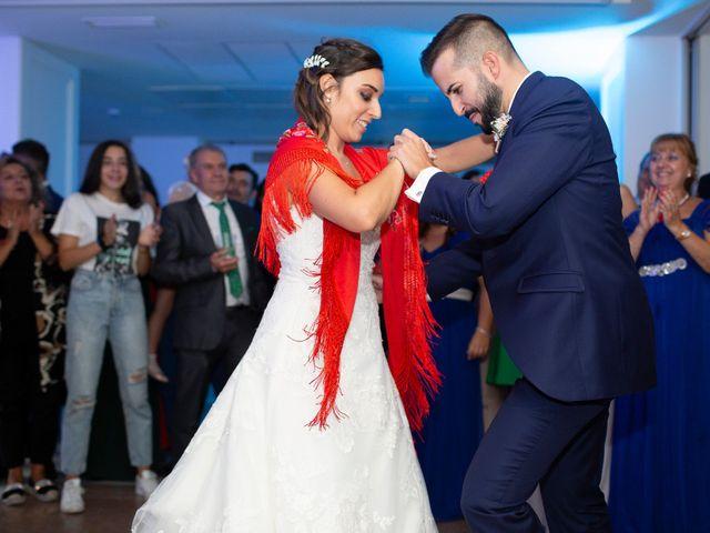 La boda de Roberto y Rocío en Madrid, Madrid 159