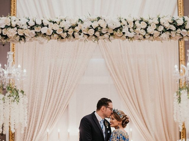 La boda de Omar y Hanan en Melilla, Melilla 3