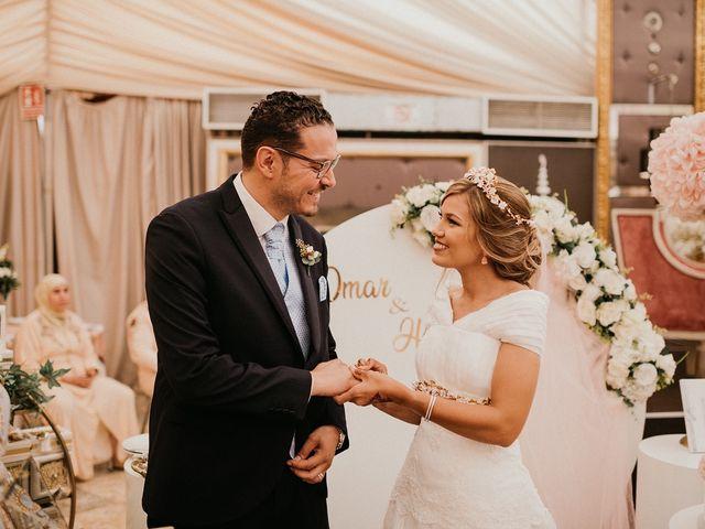 La boda de Omar y Hanan en Melilla, Melilla 9