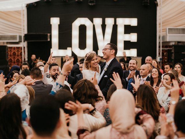 La boda de Omar y Hanan en Melilla, Melilla 10