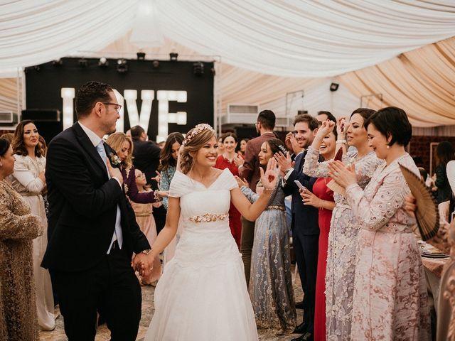 La boda de Omar y Hanan en Melilla, Melilla 11