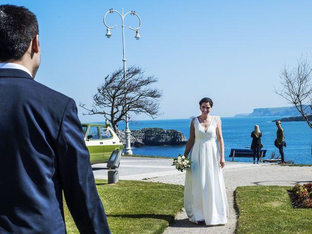 La boda de chus y Nuria en Santander, Cantabria 9