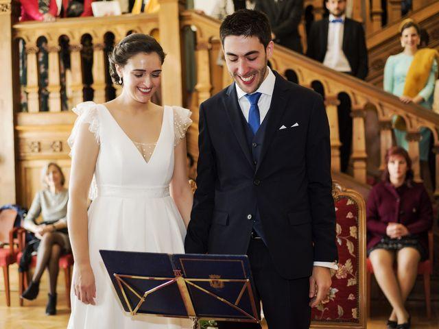 La boda de chus y Nuria en Santander, Cantabria 11