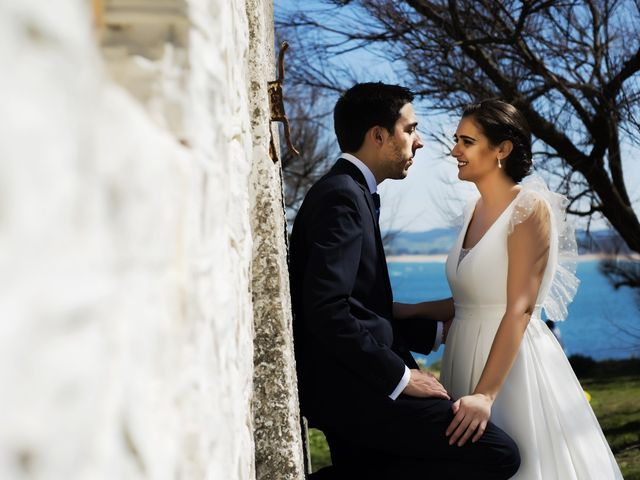 La boda de chus y Nuria en Santander, Cantabria 18