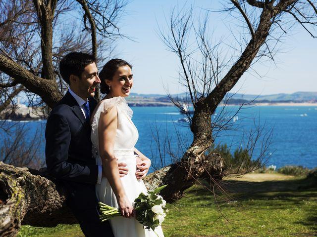 La boda de chus y Nuria en Santander, Cantabria 20