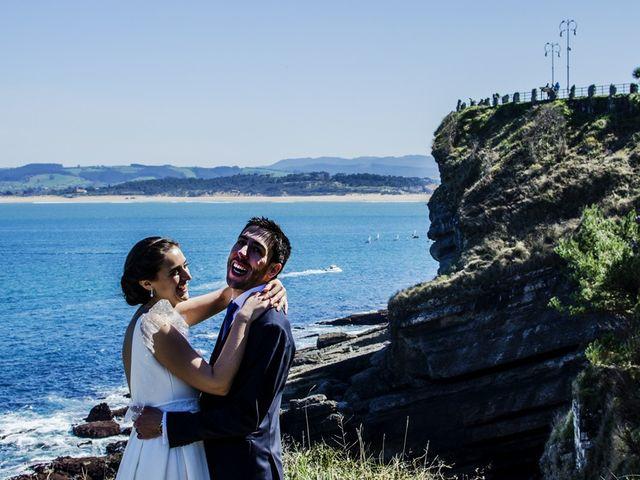La boda de chus y Nuria en Santander, Cantabria 21