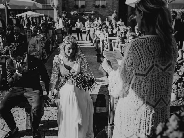 La boda de Cesar y Laia en Bilbao, Vizcaya 39