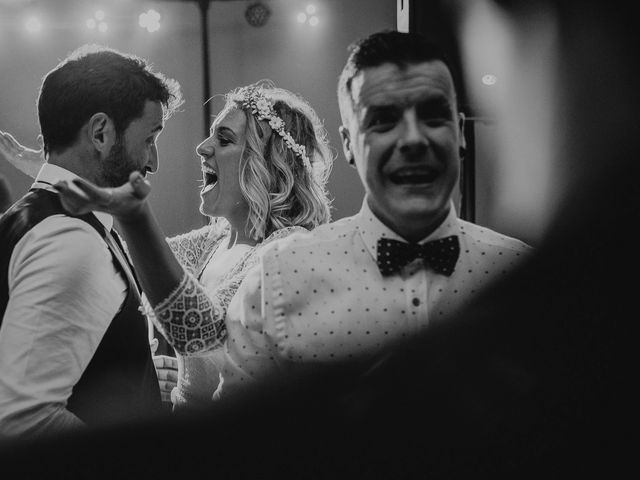 La boda de Cesar y Laia en Bilbao, Vizcaya 77