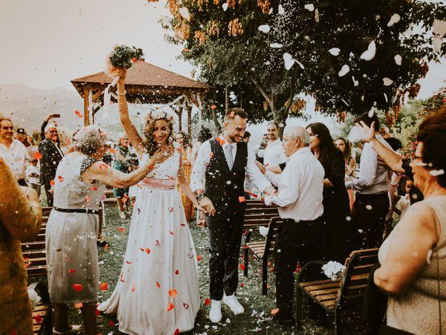 La boda de Natalia y Raúl