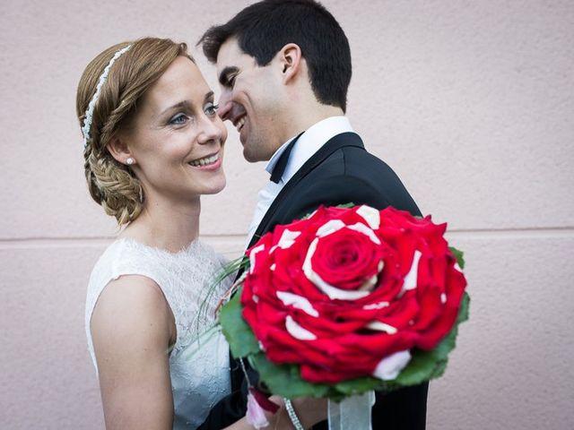 La boda de Carol y David