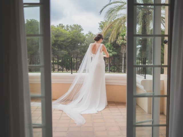 La boda de Paula y Adrián en Cartagena, Murcia 5
