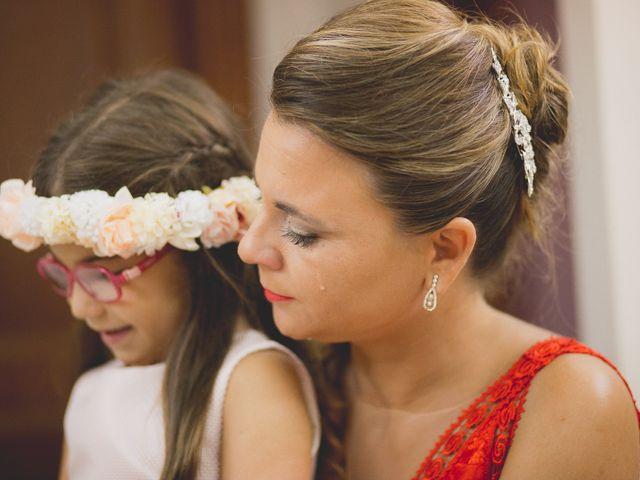 La boda de Paula y Adrián en Cartagena, Murcia 10
