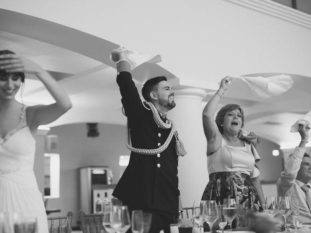 La boda de Paula y Adrián en Cartagena, Murcia 13