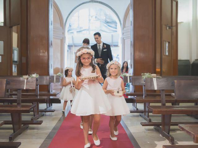 La boda de Paula y Adrián en Cartagena, Murcia 15