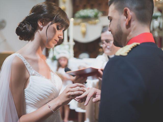 La boda de Paula y Adrián en Cartagena, Murcia 18