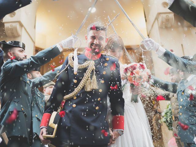 La boda de Paula y Adrián en Cartagena, Murcia 20