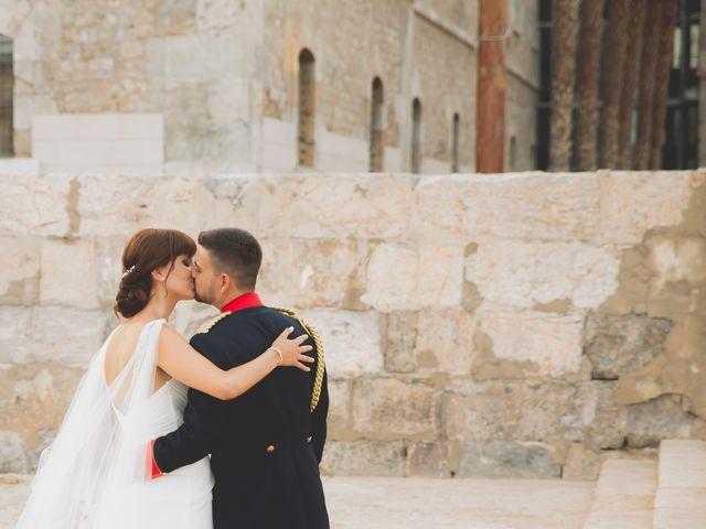 La boda de Paula y Adrián en Cartagena, Murcia 21