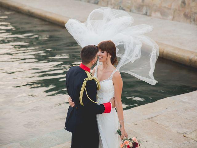 La boda de Paula y Adrián en Cartagena, Murcia 22