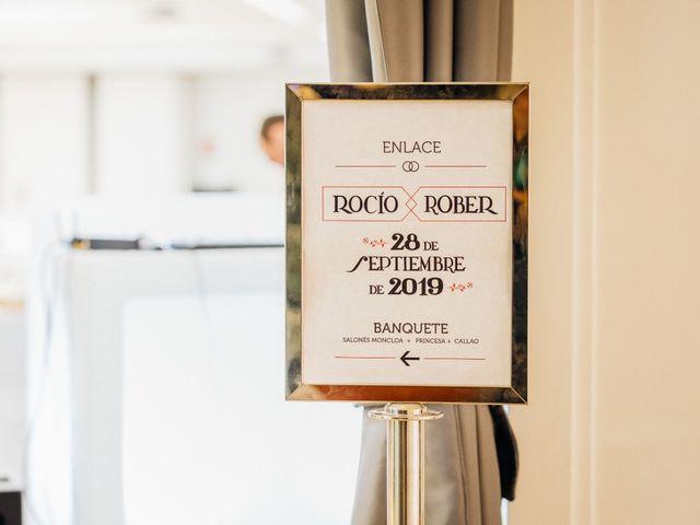 La boda de Roberto y Rocío en Madrid, Madrid 118