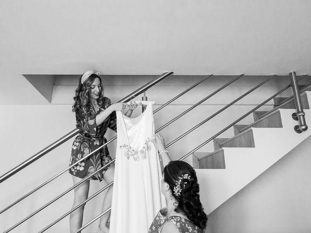 La boda de Ismael y Vanesa en La Lastrilla, Segovia 5