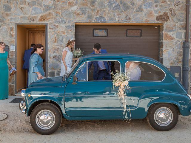 La boda de Ismael y Vanesa en La Lastrilla, Segovia 21