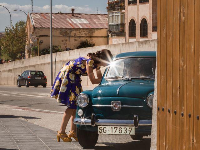 La boda de Ismael y Vanesa en La Lastrilla, Segovia 24