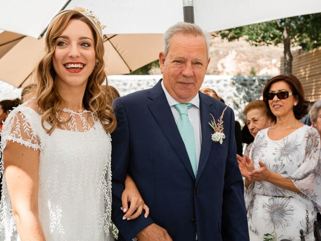 La boda de Ismael y Vanesa en La Lastrilla, Segovia 25