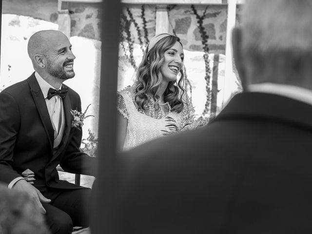La boda de Ismael y Vanesa en La Lastrilla, Segovia 26