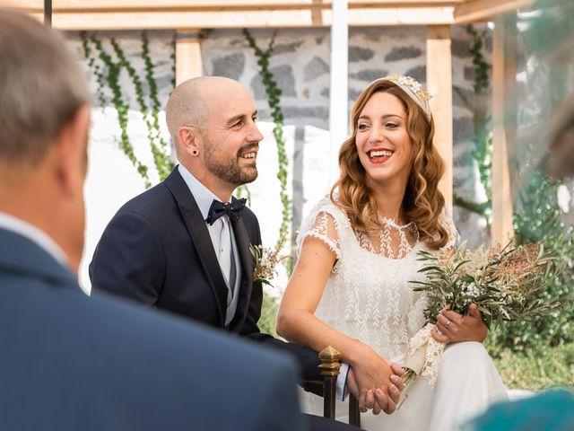 La boda de Ismael y Vanesa en La Lastrilla, Segovia 28