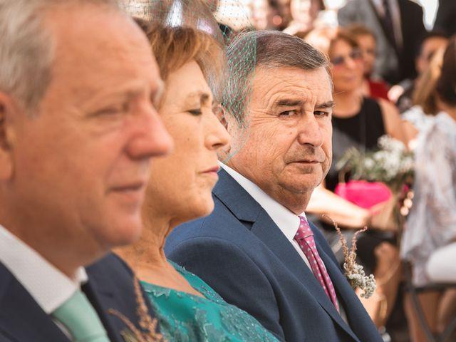 La boda de Ismael y Vanesa en La Lastrilla, Segovia 30