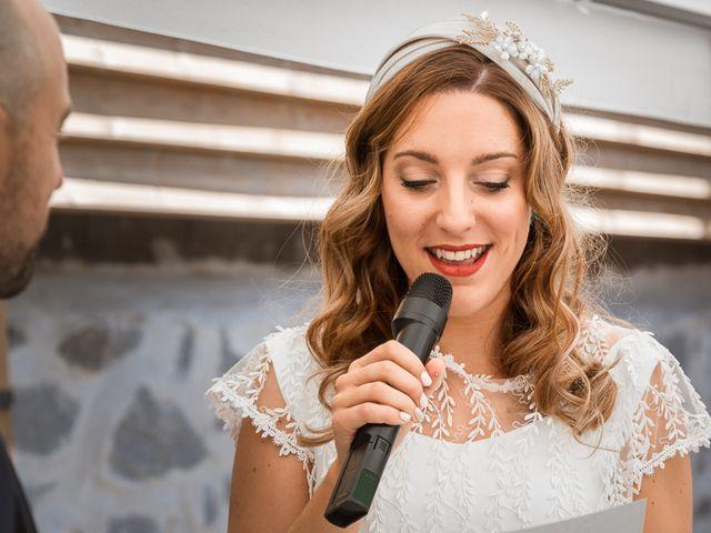 La boda de Ismael y Vanesa en La Lastrilla, Segovia 33