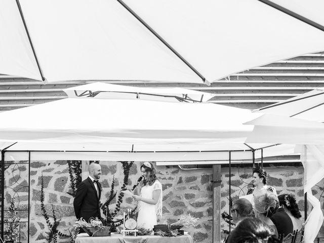 La boda de Ismael y Vanesa en La Lastrilla, Segovia 34