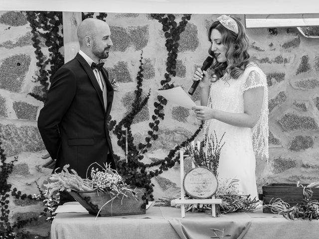 La boda de Ismael y Vanesa en La Lastrilla, Segovia 35