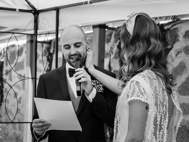 La boda de Ismael y Vanesa en La Lastrilla, Segovia 37