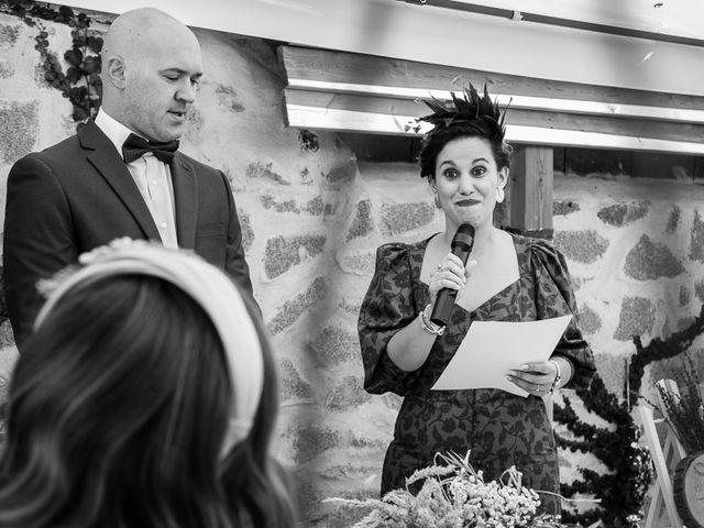 La boda de Ismael y Vanesa en La Lastrilla, Segovia 40